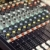 mixer buttons equipment in audio recording studio stock photo © vlaru