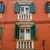 ablakok · falak · óváros · Horvátország · part · Európa - stock fotó © vlaru