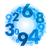 código · binário · azul · números · algoritmo · projeto · fundo - foto stock © vlastas