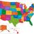 térkép · Florida · utazás · Amerika · izolált · illusztráció - stock fotó © volina