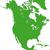 ilustrado · mapa · norte · américa · engraçado · típico - foto stock © volina
