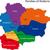 kaart · Andorra · oud · perkament · ontwerp · patroon · tekening - stockfoto © volina
