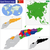 mapa · democrático · república · capitales · ciudad · color - foto stock © volina