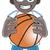 sepet · profesyonel · basketbol · oyun · karakter - stok fotoğraf © volina