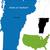 harita · Vermont · model · Amerika · mor · ABD - stok fotoğraf © volina