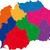 macedonia map stock photo © volina