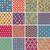 textile seamless pattern set no3 stock photo © vook