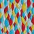 funk · ondas · cores · ilustração - foto stock © vook