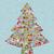 christmas tree square stock photo © vook