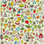 big doodle icons set stock photo © vook