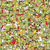 dance party seamless pattern stock photo © vook