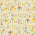 woodland animals seamless pattern stock photo © vook