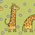 grunge · ilustração · bonitinho · girafa · eps8 - foto stock © vook