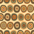Circles seamless pattern in colors is hand drawn composition. Illustration is in eps8 vector mode, b stock photo © VOOK
