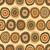 Круги · цветами · рисованной · иллюстрация · eps8 - Сток-фото © VOOK