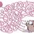 kiscica · gyapjú · labda · labirintus · játék · gyerekek - stock fotó © VOOK