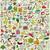 grande · rabisco · coleção · numeroso · pequeno - foto stock © VOOK