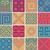 текстильной · набор · 16 · различный - Сток-фото © vook