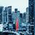 város · Miami · naplemente · USA · üzlet · égbolt - stock fotó © vwalakte