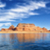 panoramic view on famous lake powell stock photo © vwalakte