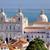 toren · Lissabon · stad · Portugal · mijlpaal · architectuur - stockfoto © vwalakte