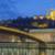 panoramisch · gebouw · plaats · kraan · blauwe · hemel - stockfoto © vwalakte