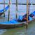 gondolas in venice stock photo © vwalakte