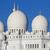 Абу-Даби · белый · мечети · небе · религии · арабских - Сток-фото © vwalakte
