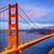 view of famous golden gate bridge by night stock photo © vwalakte