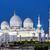 мечети · Абу-Даби · город · дизайна · Азии · Панорама - Сток-фото © vwalakte