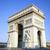 Триумфальная · арка · Париж · арки · триумф · закат · Франция - Сток-фото © vwalakte
