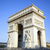 Arc · de · Triomphe · cielo · blu · Parigi · Francia · cielo · costruzione - foto d'archivio © vwalakte