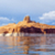 panoramic view on lake powell stock photo © vwalakte