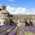 opactwo · lawendowe · pole · Francja · kwiat · budynku · podróży - zdjęcia stock © vwalakte