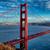panoramica · view · noto · Golden · Gate · Bridge · San · Francisco · cielo - foto d'archivio © vwalakte