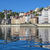 kilátás · Lyon · folyó · nyár · víz · épület - stock fotó © vwalakte