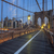 view on brooklyn bridge by night stock photo © vwalakte