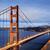 famous golden gate bridge in san francisco stock photo © vwalakte