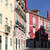 Lisboa · tranvía · tradicional · edad · eléctrica - foto stock © vwalakte