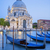 grand canal and basilica santa maria della salute stock photo © vwalakte