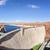 озеро · конкретные · небе · воды · строительство · пейзаж - Сток-фото © vwalakte
