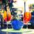 vidrio · bebida · grande · retro · agua · frutas - foto stock © vwalakte