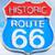 route · 66 · teken · panoramisch · beroemd · USA - stockfoto © vwalakte