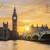 Big · Ben · Westminster · híd · este · London · Egyesült · Királyság - stock fotó © vwalakte