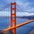 praia · golden · gate · San · Francisco · Califórnia · EUA - foto stock © vwalakte