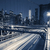 brooklyn bridge at night stock photo © vwalakte