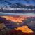水平な · 表示 · グランドキャニオン · 日の出 · 日没 · 旅行 - ストックフォト © vwalakte