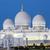 известный · Абу-Даби · мечети · ночь · зеленый · архитектура - Сток-фото © vwalakte