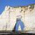 part · kilátás · város · Normandia · Franciaország · égbolt - stock fotó © vwalakte