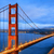 sunrise · Golden · Gate · Bridge · San · Francisco · eau · ville · mer - photo stock © vwalakte